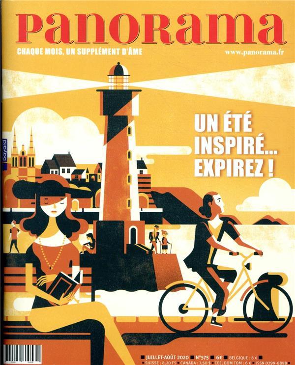 PANORAMA - JUILLET 2020 N  575