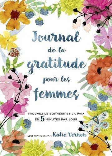 JOURNAL DE GRATITUDE AU FEMININ