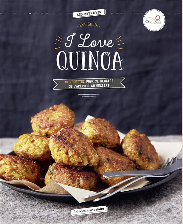I LOVE QUINOA