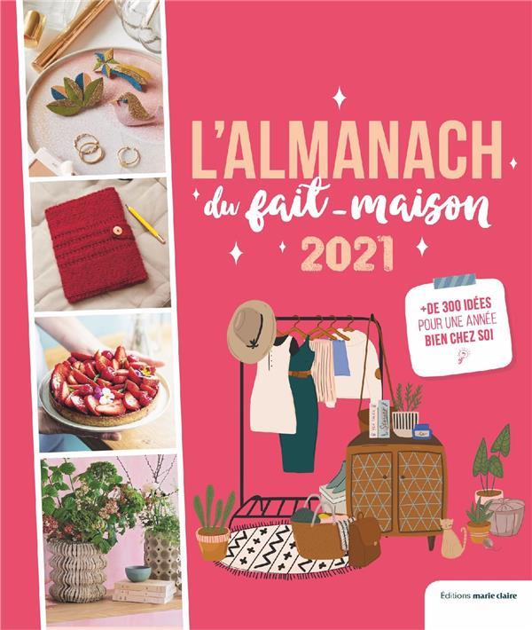 L'ALMANACH DU FAIT MAISON 2021
