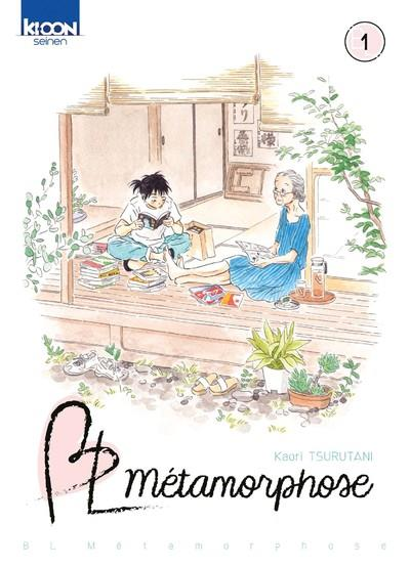 Bl metamorphose t01 - vol01