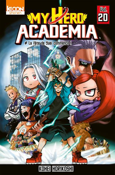 My hero academia t20 - vol20