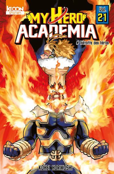 My hero academia t21 - vol21