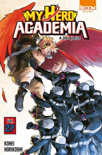My hero academia t27 - vol27