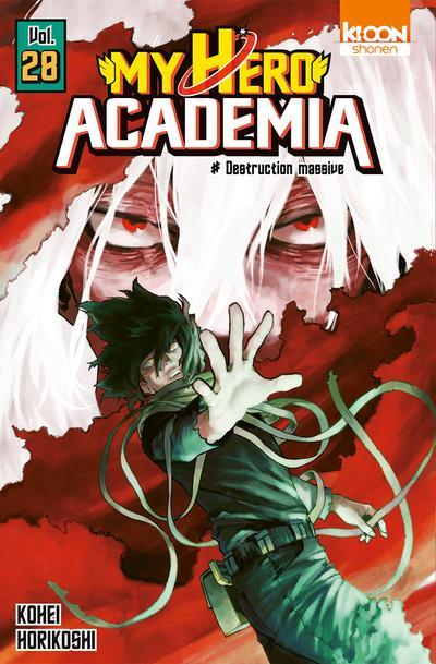 My hero academia t28 - vol28