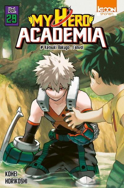 My hero academia t29 - vol29