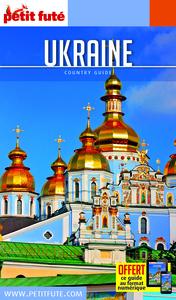 UKRAINE 2016-2017 PETIT FUTE + OFFRE NUM
