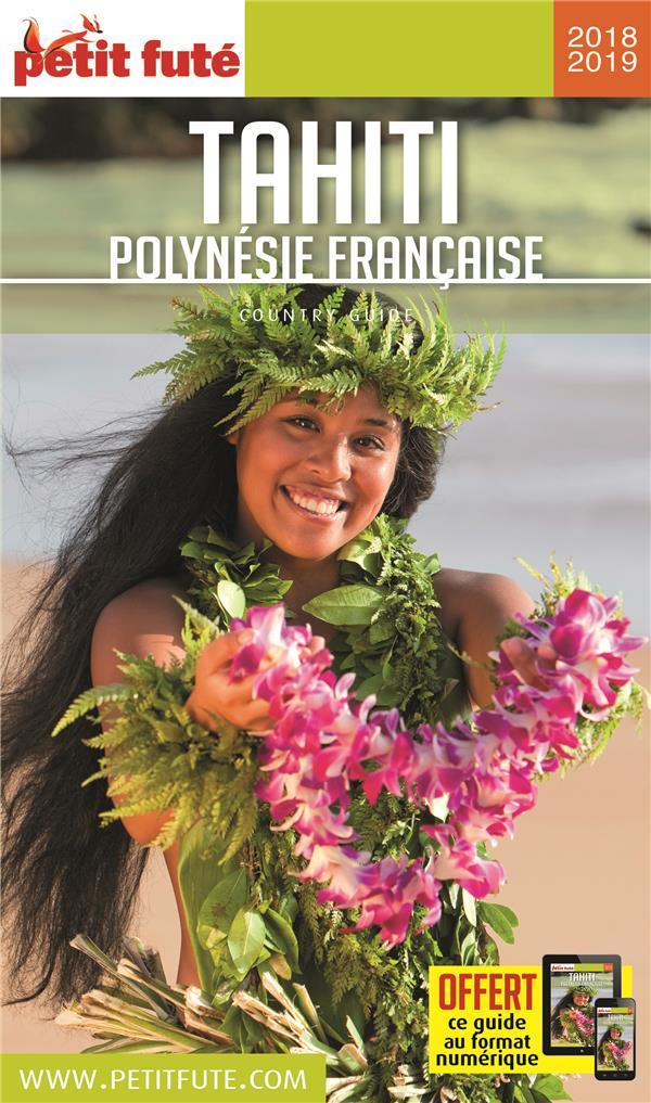 TAHITI - POLYNESIE 2018-2019 PETIT FUTE + OFFRE NUM