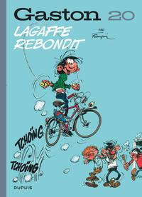 GASTON (EDITION 2018) - TOME 20 - LAGAFFE REBONDIT