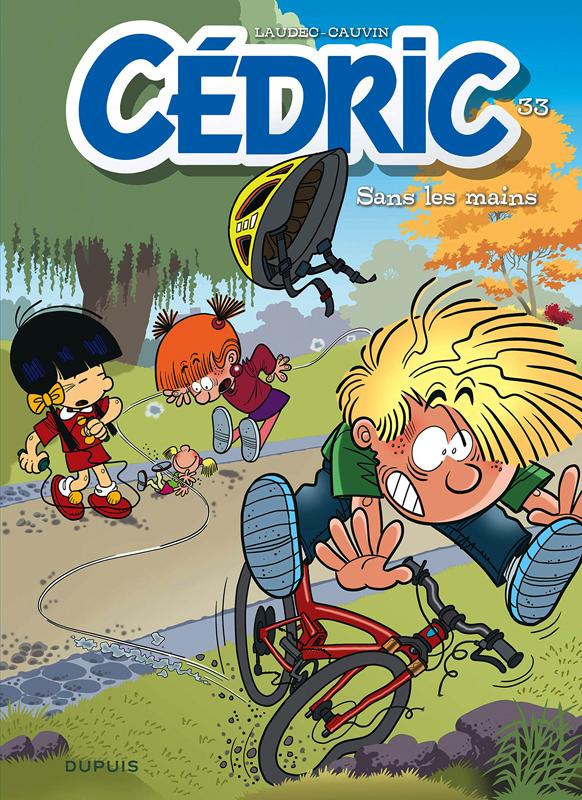 CEDRIC - TOME 33 - SANS LES MAINS