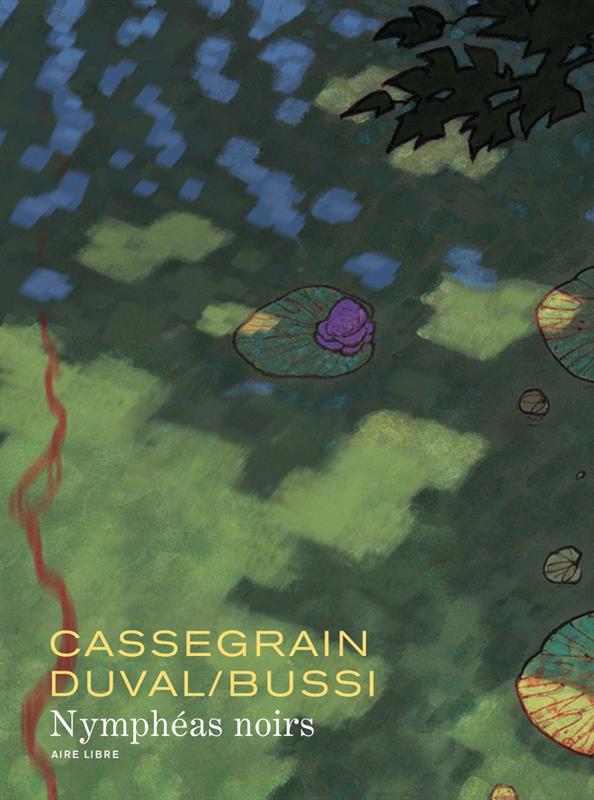 Nympheas noirs