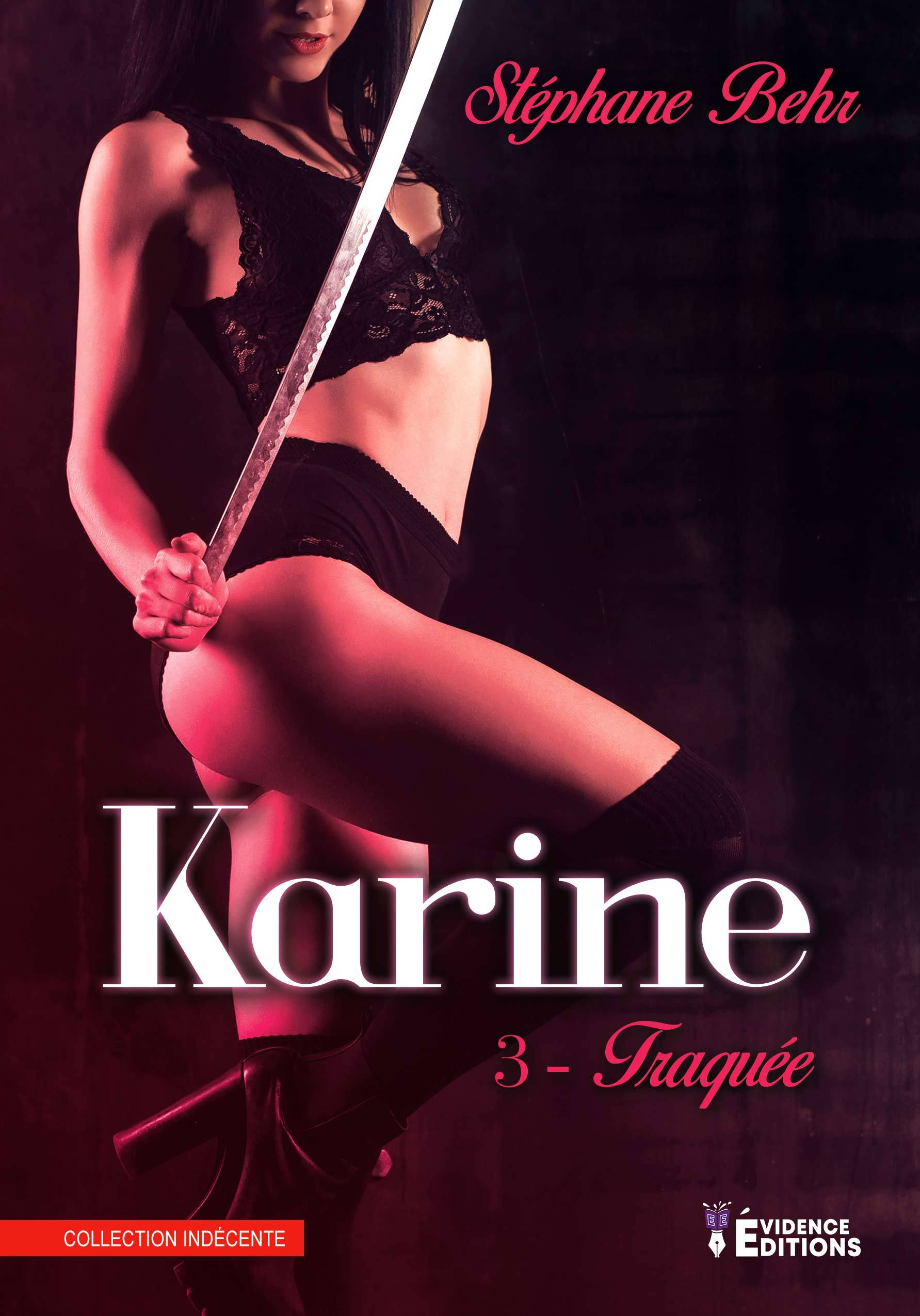 KARINE T3 - TRAQUEE