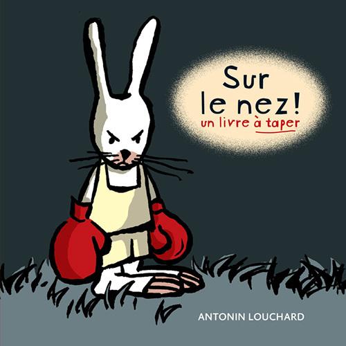 SUR LE NEZ (GRAND FORMAT)
