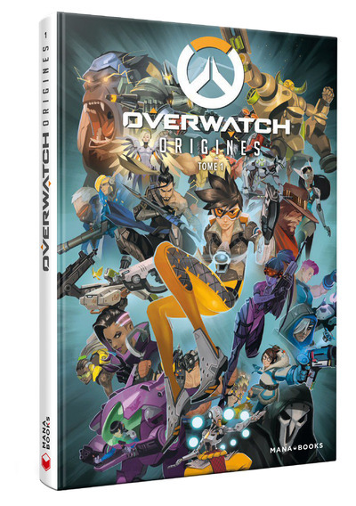 OVERWATCH ORIGINS T01 - VOLUME 01
