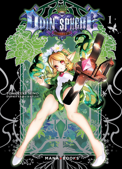ODIN SPHERE T01 - VOL01
