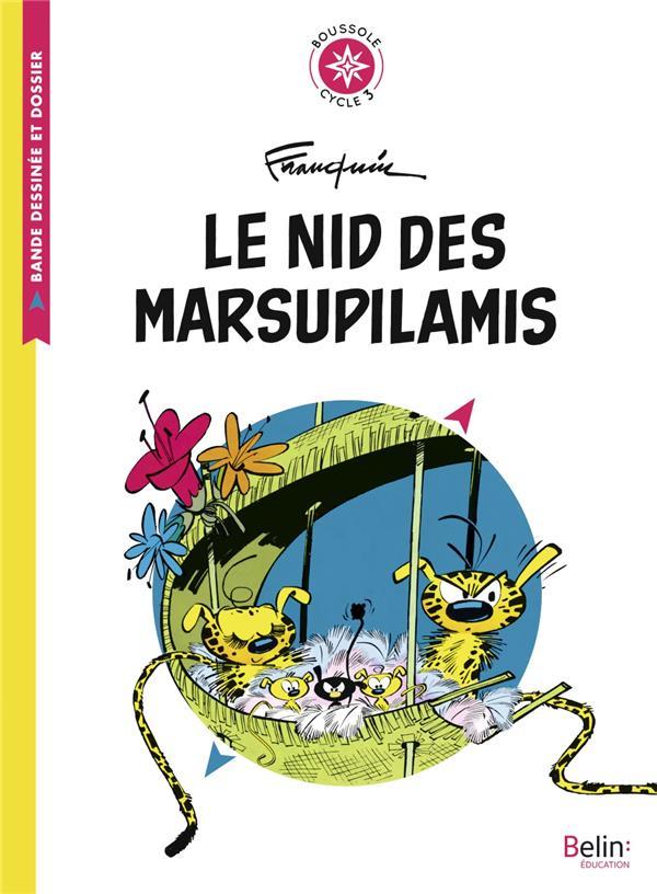 Le nid des marsupilamis - boussole cycle 3