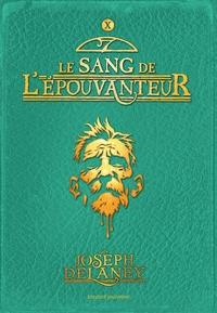 L'EPOUVANTEUR POCHE, TOME 10 - LE SANG DE L'EPOUVANTEUR