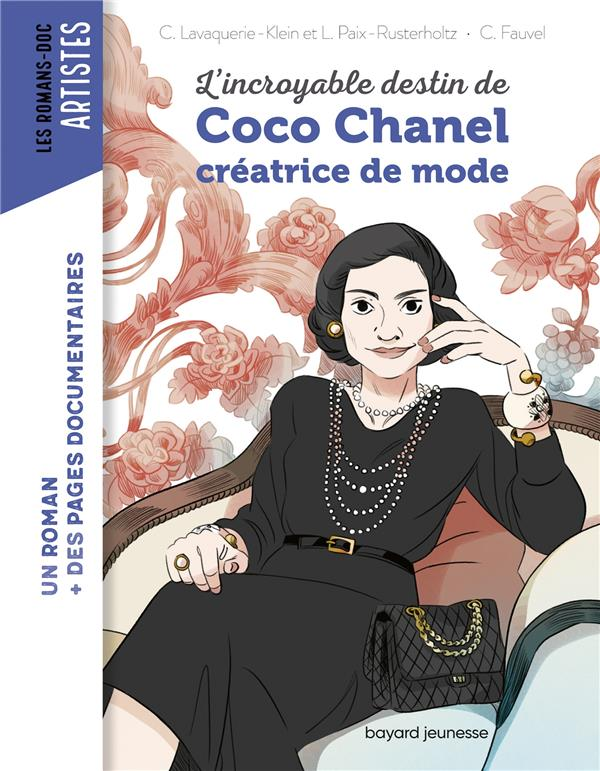 L'incroyable destin de coco chanel, creatrice de mode