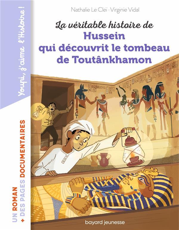 La veritable histoire de hussein qui decouvrit le tombeau de toutankhamon
