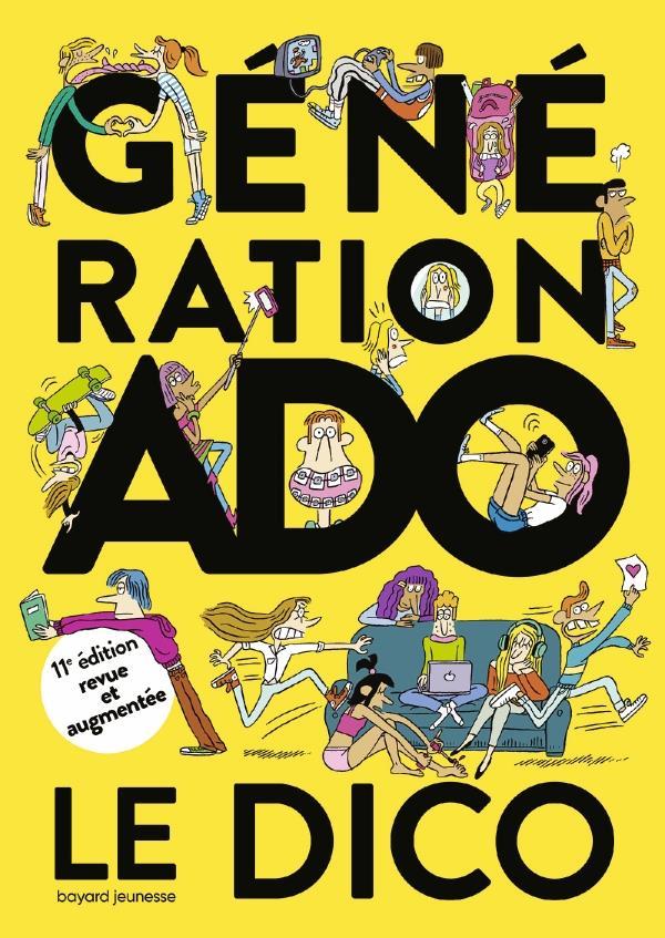Generation ado le dico 2020-2021 (11e edition)
