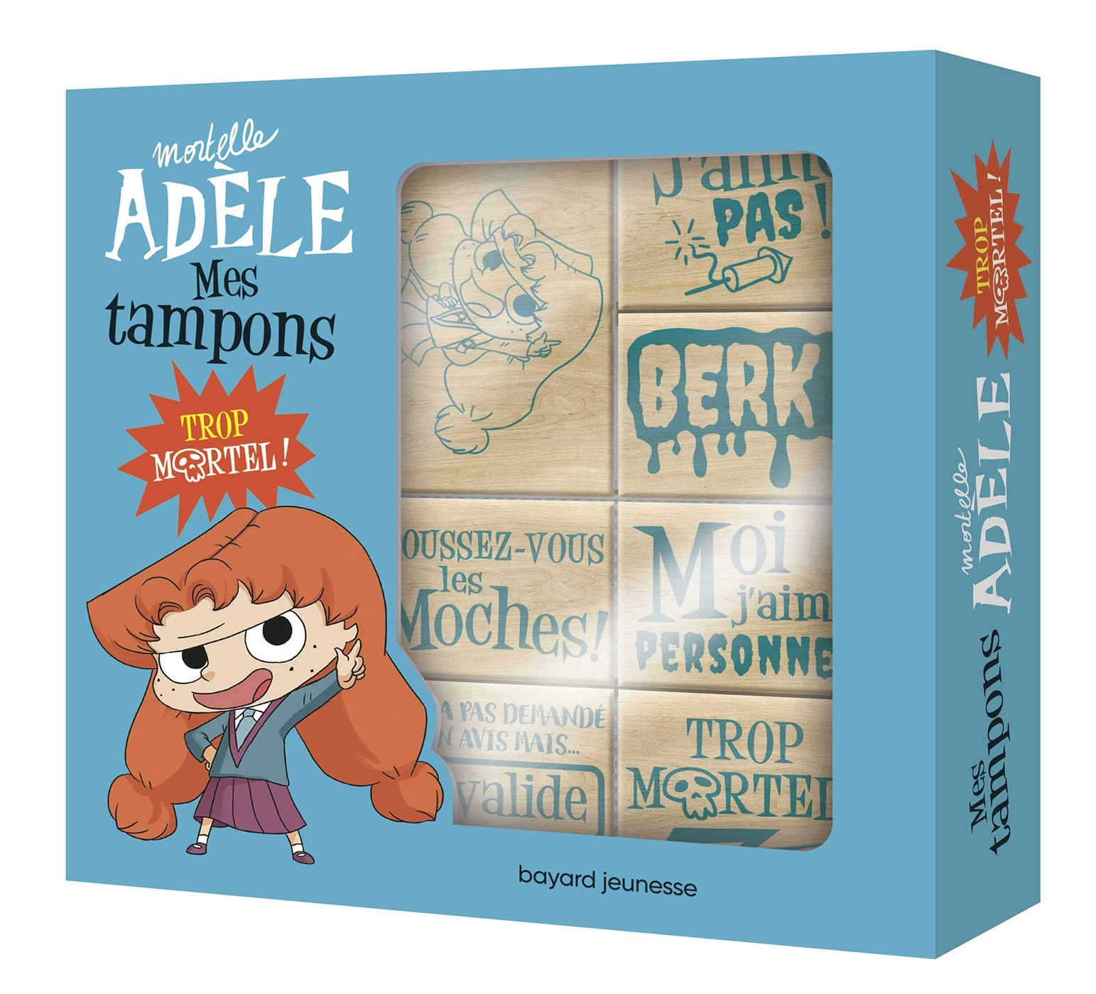 TAMPONS MORTELLE ADELE