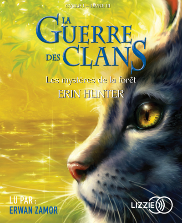 LA GUERRE DES CLANS - TOME 3 LES MYSTERES DE LA FORET - VOL03