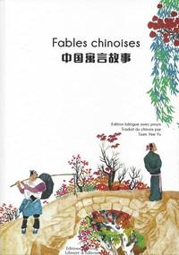 FABLES CHINOISES (BILINGUE AVEC PINYIN)