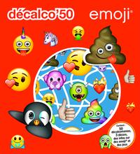 EMOJI - DECALCO'50