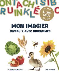 MON IMAGIER - NIVEAU 2 AVEC DIGRAMMES