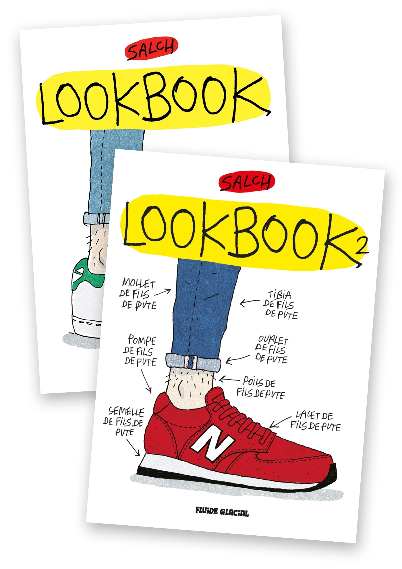 PACK 2 EX. LOOKBOOK