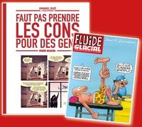 FAUT PAS PRENDRE LES CONS POUR DES GENS - TOME 01 + MAGAZINE ANNIVERSAIRE OFFERT