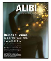 ALIBI N 5 HIVER 2012 - REINES DU CRIMES : LE NOIR LEUR VA SI BIEN