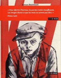 K.Z. - DESSINS DE PRISONNIERS DE CAMPS DE CONCENTRATION NAZIS