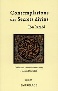 CONTEMPLATIONS DES SECRETS DIVINS