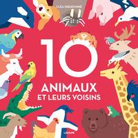 10 ANIMAUX ET LEURS VOISINS