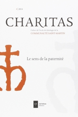 CHARITAS N 5 - LE SENS DE LA PATERNITE