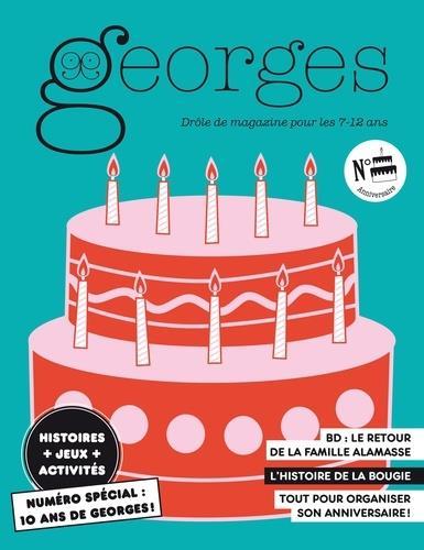 Georges n 50 - anniversaire (fev/mars 2021)
