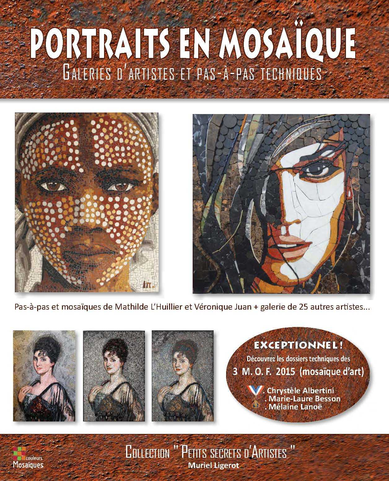 PORTRAITS EN MOSAIQUE