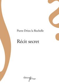 RECIT SECRET