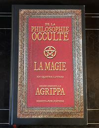 DE LA PHILOSOPHIE OCCULTE OU LA MAGIE