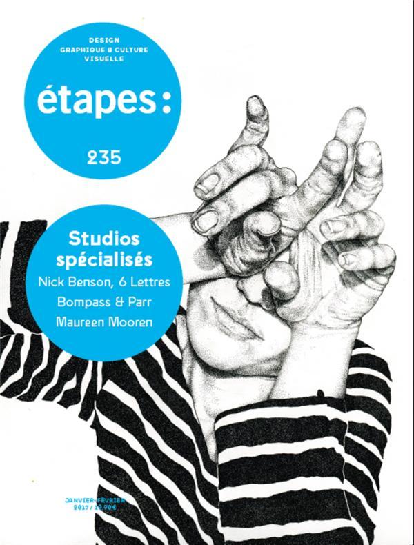 ETAPES - NUMERO 235 STUDIOS SPECIALISES