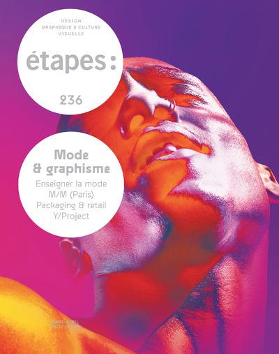 ETAPES - NUMERO 236 MODE & GRAPHISME