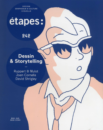 ETAPES NUMERO 242 DESIGN & STORYTELLING