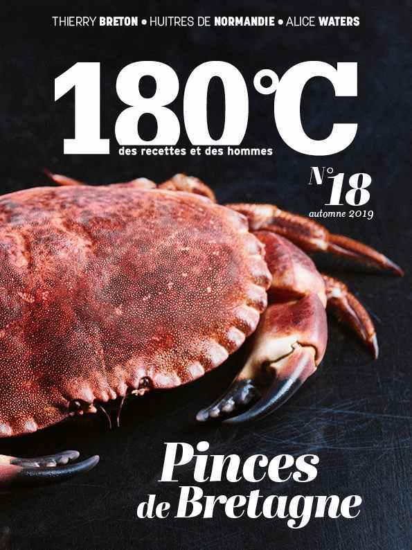 180 C DES RECETTES ET DES HOMMES VOL 18 - PINCES DE BRETAGNE