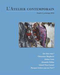 L' ATELIER CONTEMPORAIN N 2