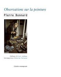 OBSERVATIONS SUR LA PEINTURE