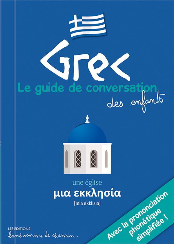Grec - Guide de conversation des enfants