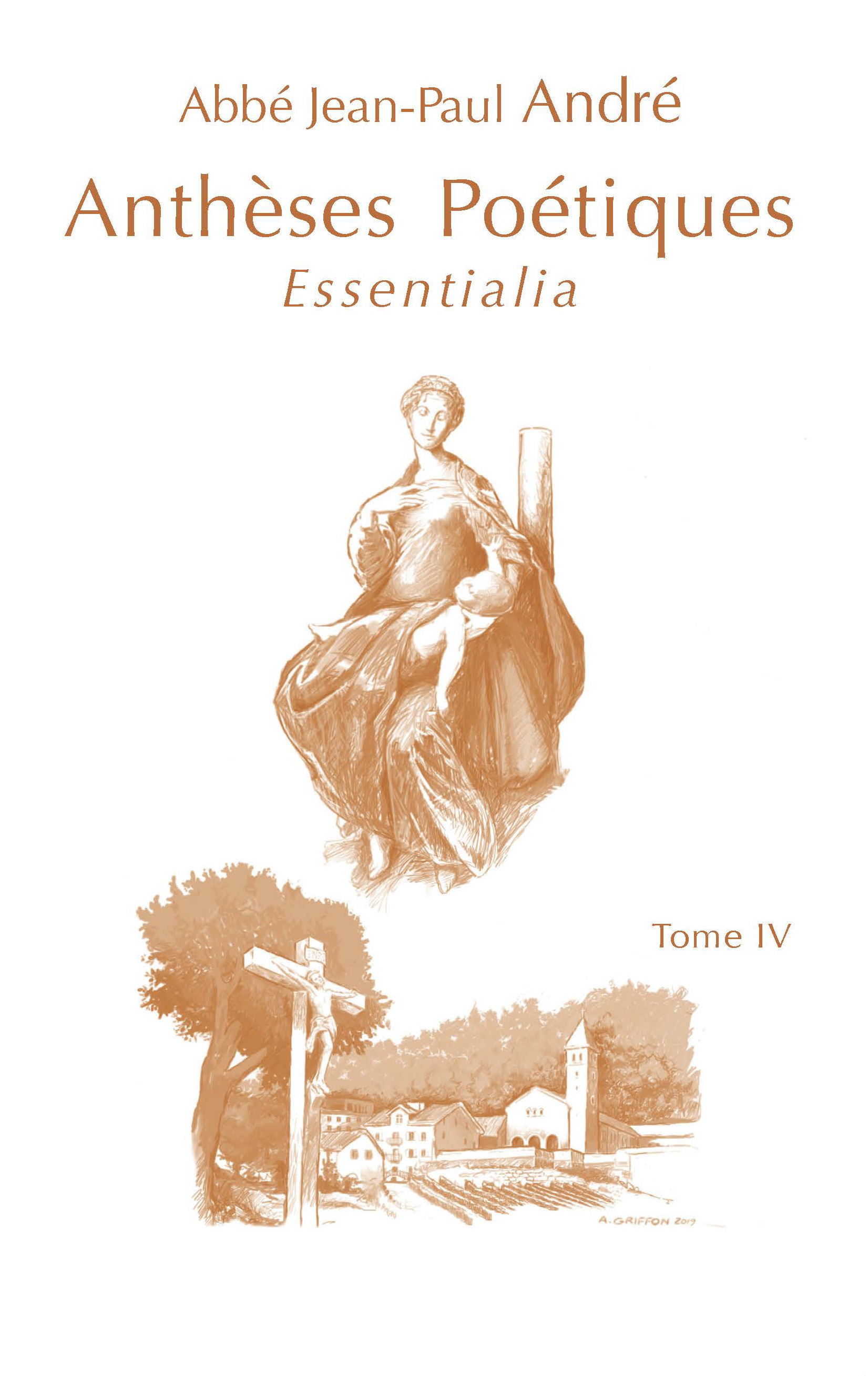 ANTHESES POETIQUES IV - ESSENTIALIA