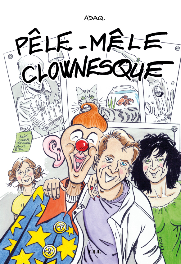 PELE-MELE CLOWNESQUE