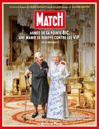 MAMY REFAIT LE MATCH